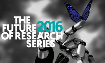 The Future of Research Expo 2016