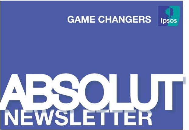Ipsos Absolut-Newsletter