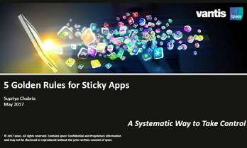 5 Golden Rules for Sticky Apps