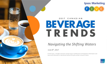 Thirsty for Insight? A Webinar Featuring FIVE Beverage Trends