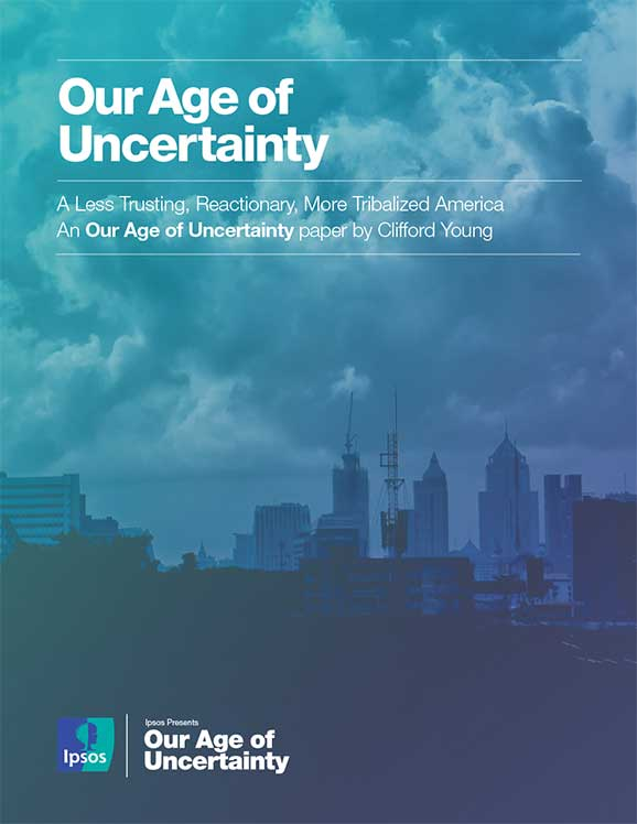 Our Age of Uncertainty