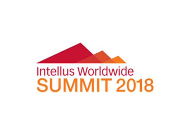 Intellus worldwide summit 2018