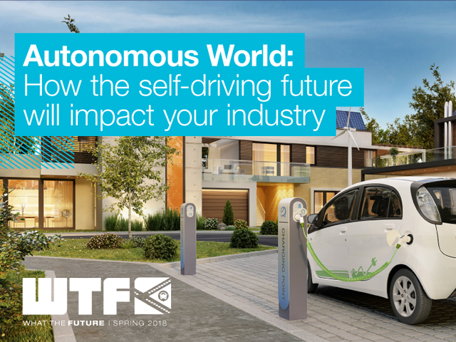 Autonomous World: How It Will Impact Your Industry