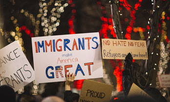 Global views on Immigration and the Refugee Crisis