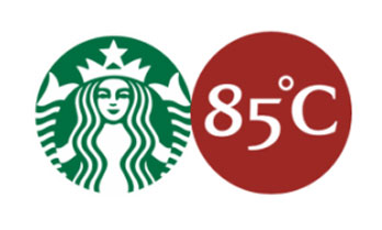 Brand Influence of 85C & Starbucks