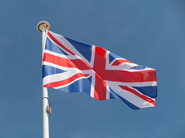 British Flag Thumbnail