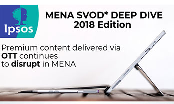 MENA Subscription Video on Demand Deep Dive | Ipsos