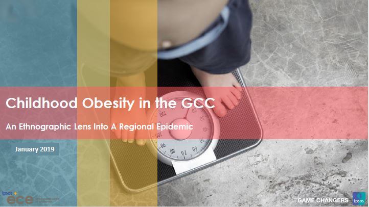 Childhood Obesity in GCC