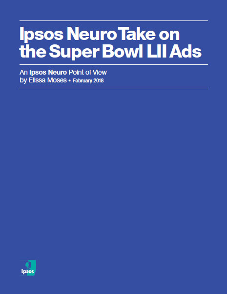 Ipsos Neuro Take on the Super Bowl LII Ads