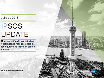 Ipsos Update - JuLio 2018