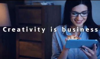 Creative Excellence new video sparks Creativity
