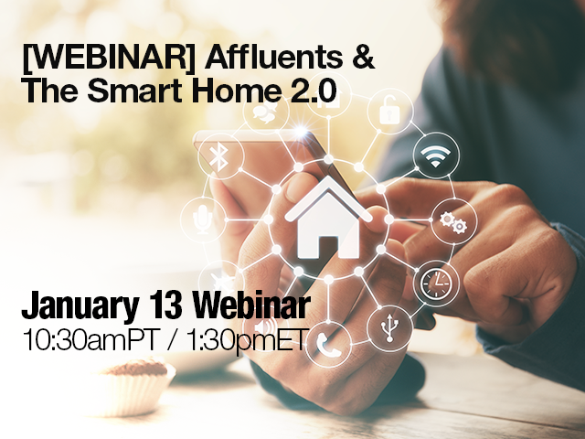affluent smart home webinar
