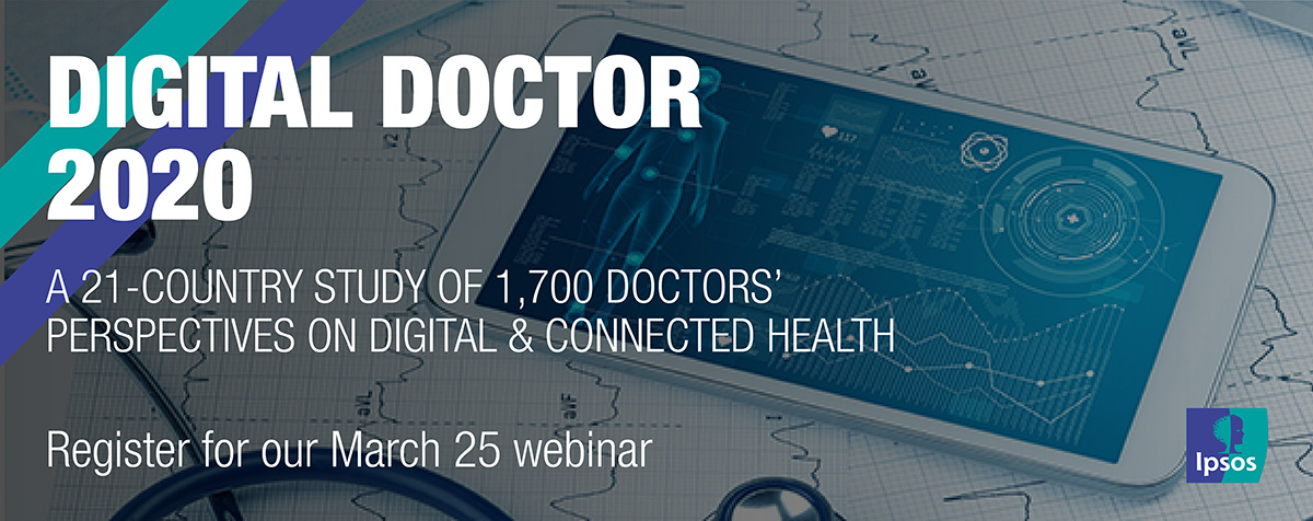 Digital Doctor 2020 | Ipsos | Webinar