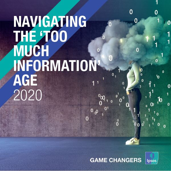 Navigating the 'too much information' age | Ipsos