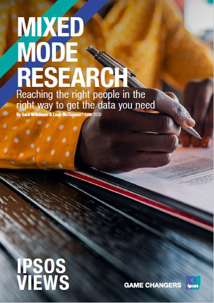 Mixed Mode Research | Ipsos