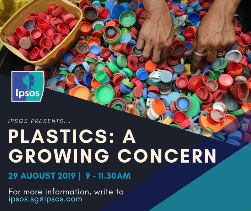 Plastics: A growing concern event image