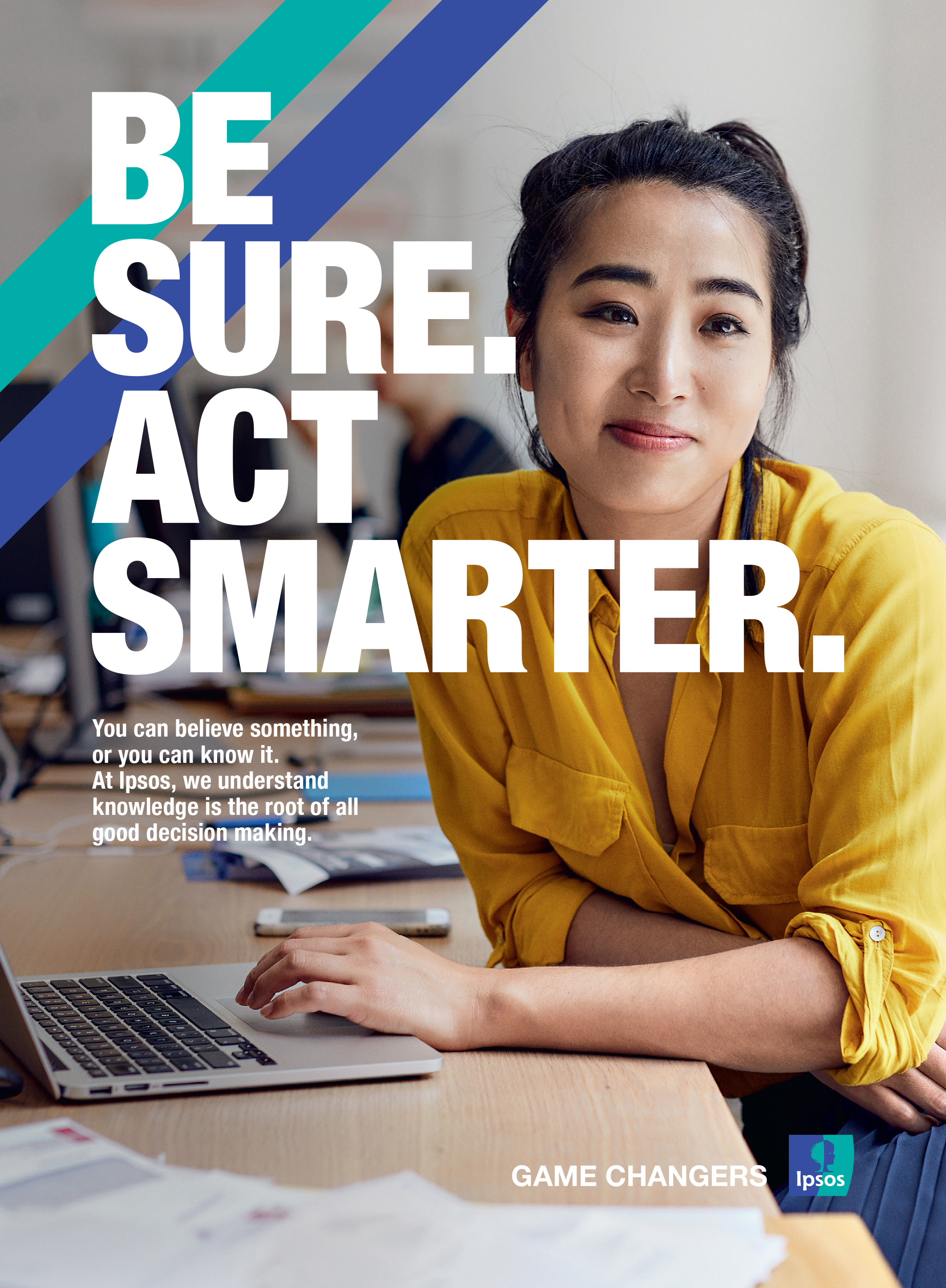 Be Sure Go Smarter| Ipsos