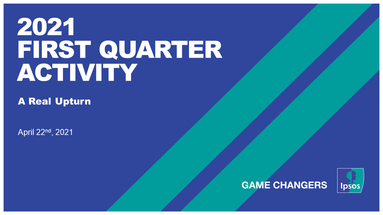2021 First quarter results | Ipsos