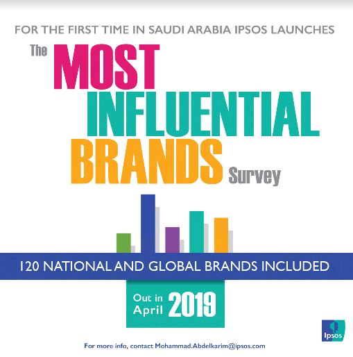 Most Influencial Brands in KSA
