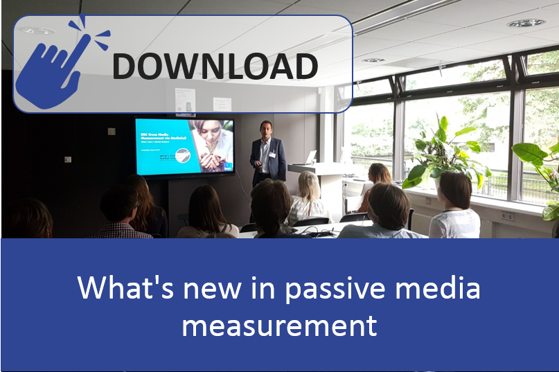 Whats New in Passive Media Measurement