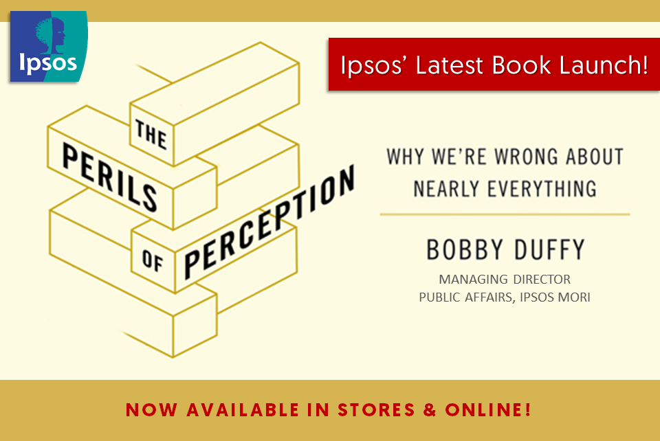 The Perils of Perception Book Launch