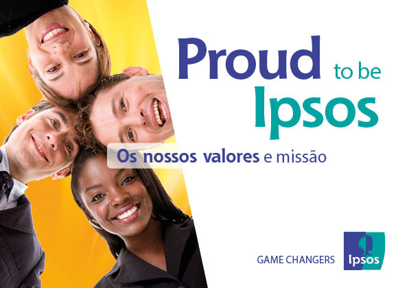 Proud to be Ipsos