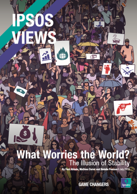 What Worries the World cover image