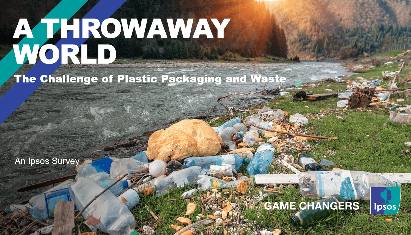 plastic packaging and waste | Ipsos | Global Advisor