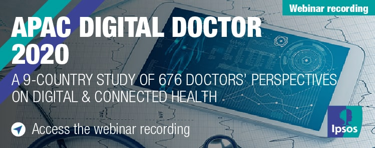APAC Digital Doctor 2020 | Ipsos