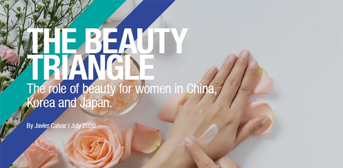 The Beauty Triangle - The role of beauty for women in China, Korea and Japan | Ipsos
