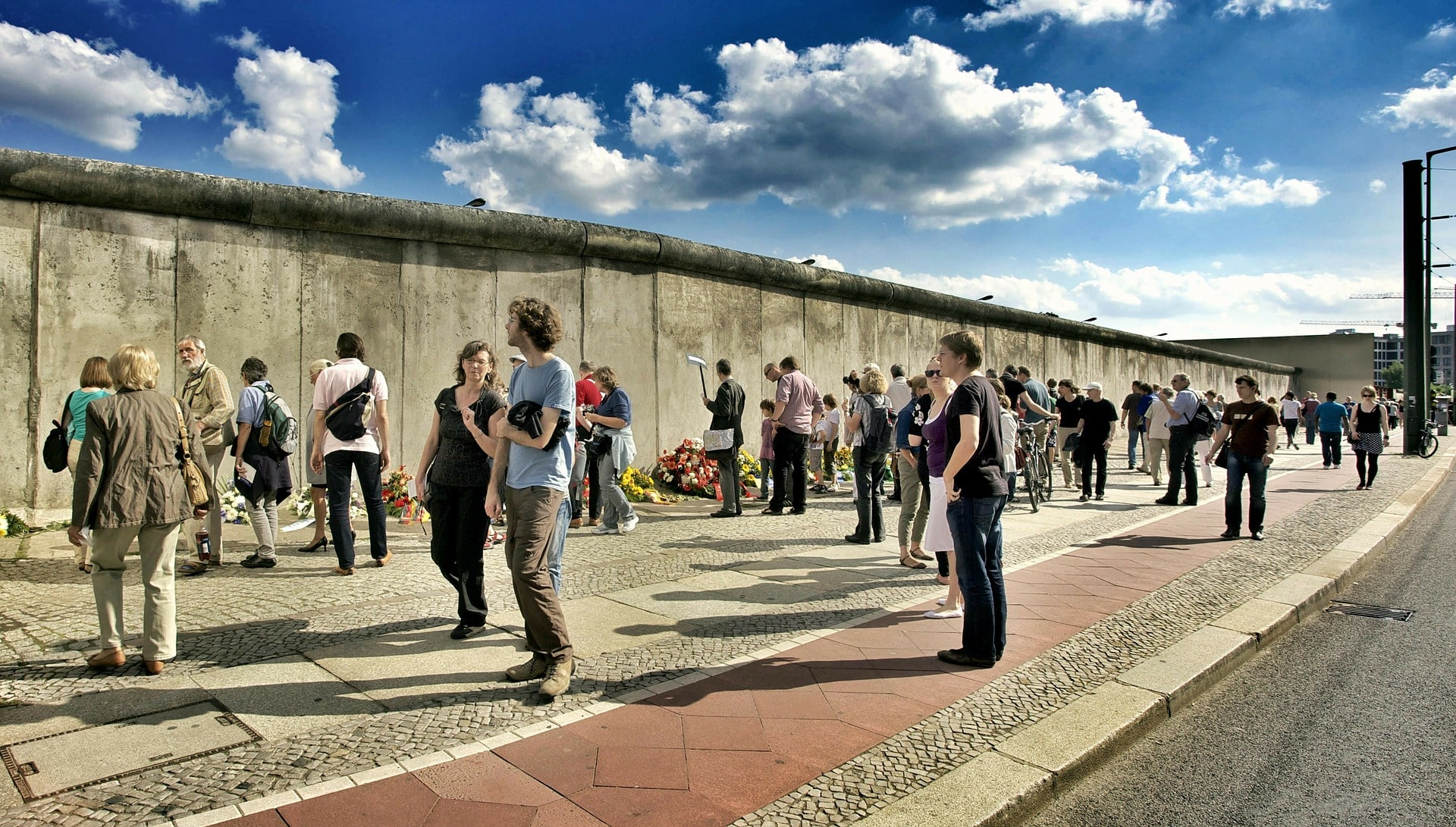 30 years since the fall of the Berlin Wall | communism | East Germany