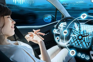 On the road to driverless cars
