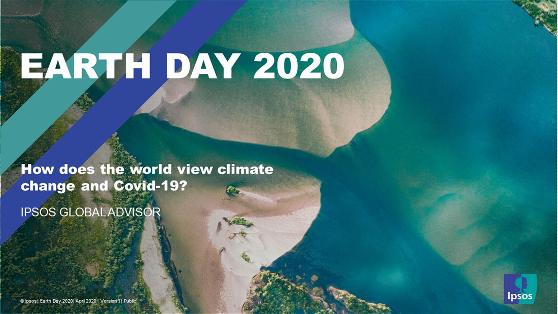 Earth Day 2020 - Ipsos Global Advisor