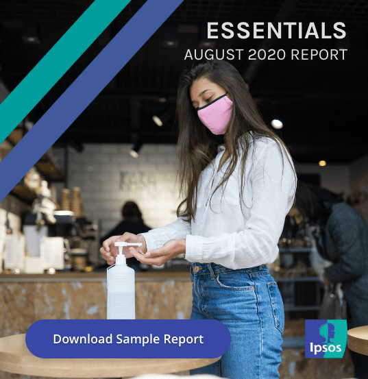 Essentials | August 2020 report | Ipsos