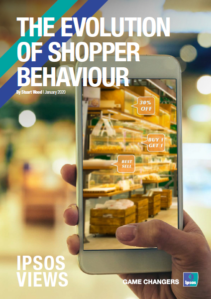 Evolution of shopper behaviour | Ipsos | digital | ecommerce | omnichannel
