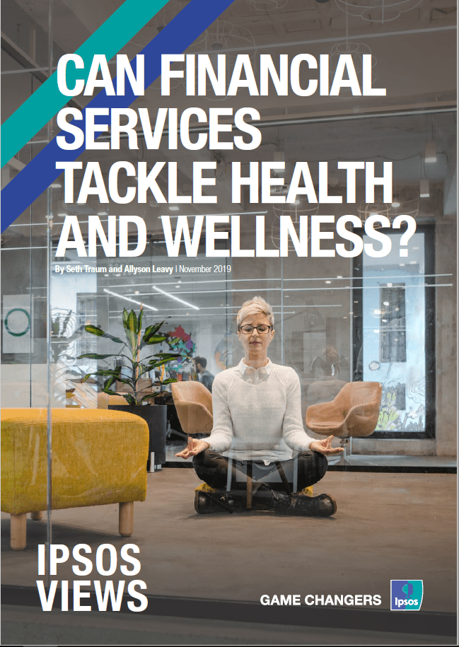 Financial services | Health | Wellness | consumer need