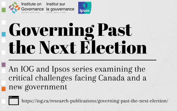 Governing Past the Next election