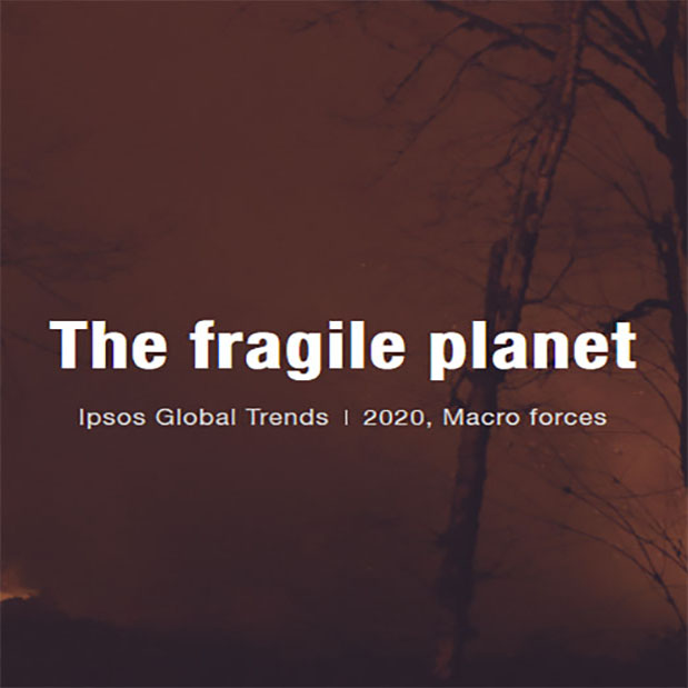 Ipsos Global Trends | Fragile Planet | Ipsos MORI