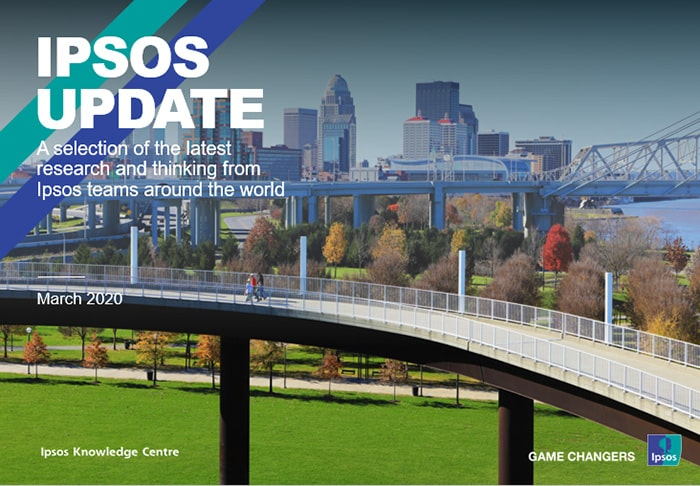 Ipsos Update | Covid-19 Coronavirus | Global Trends | Perils of Perception | Gender | Super Bowl | Death | Corporate Reputation