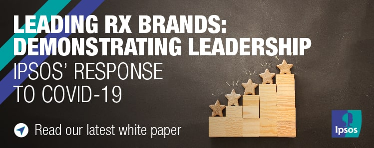 Leading pharmaceutical brands demonstrating leadership | Ipsos response to Covid-19 | Ipsos