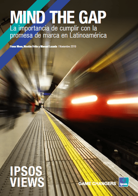 Mind the gap | promesa de marca | Ipsos