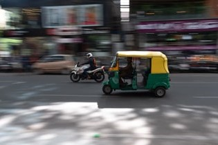 Driving mobility through autonomy in India