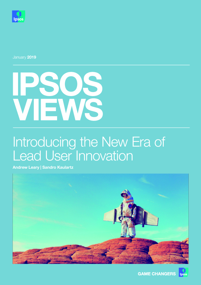 The New Era of Lead User Innovation