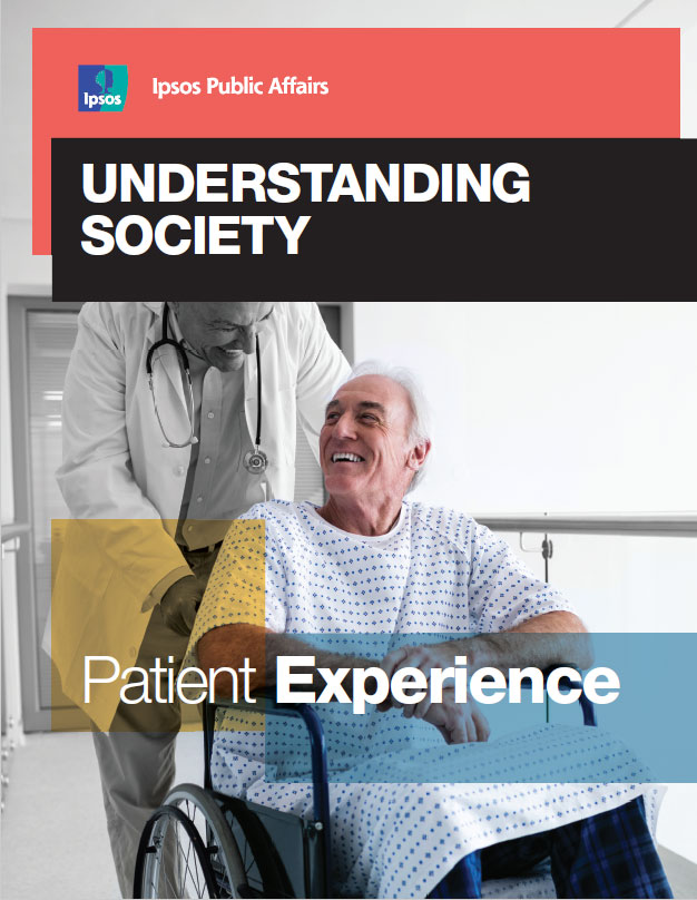 Understanding Society - Patient Experience
