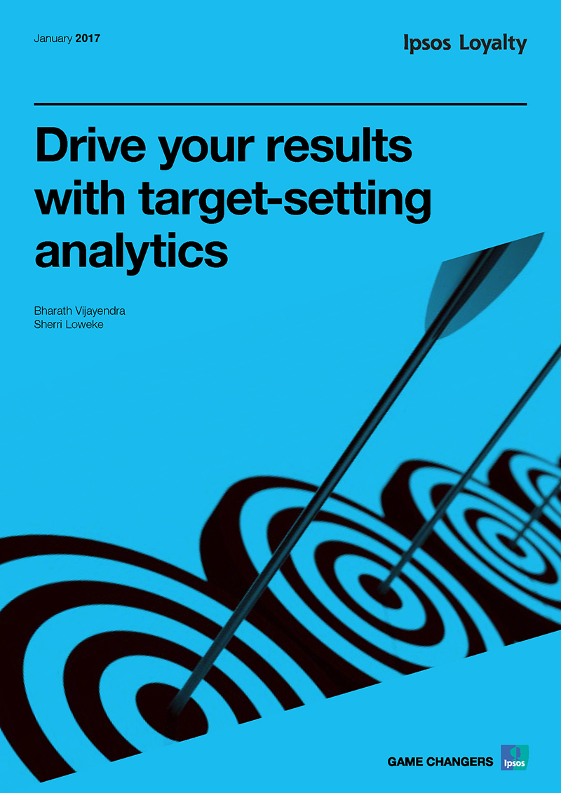 Drive Your Results With Target-Setting Analytics