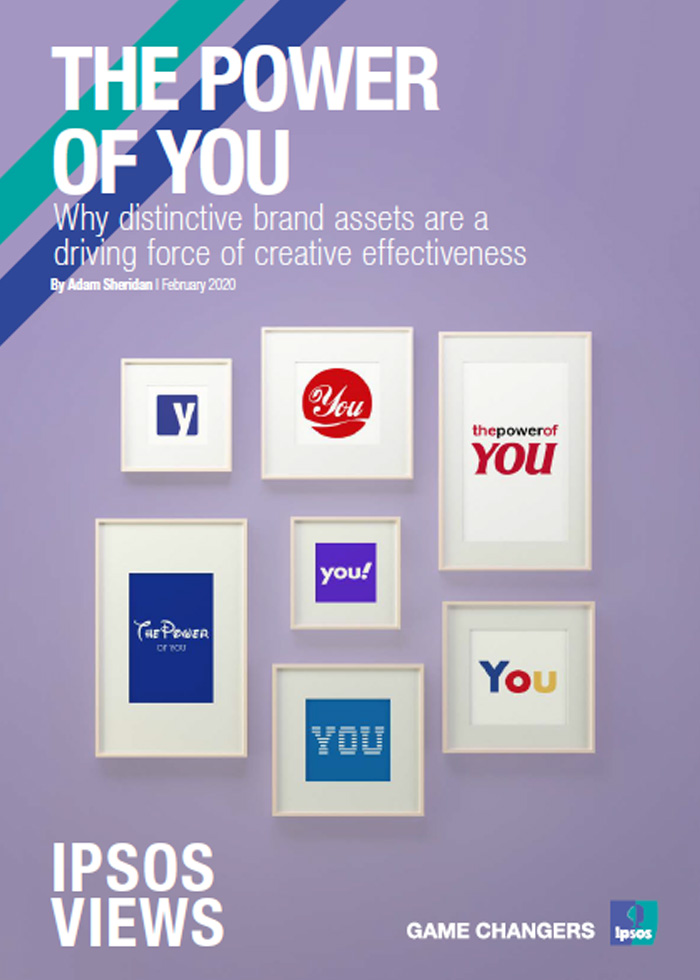 The power of you | brand assets | media | Ipsos