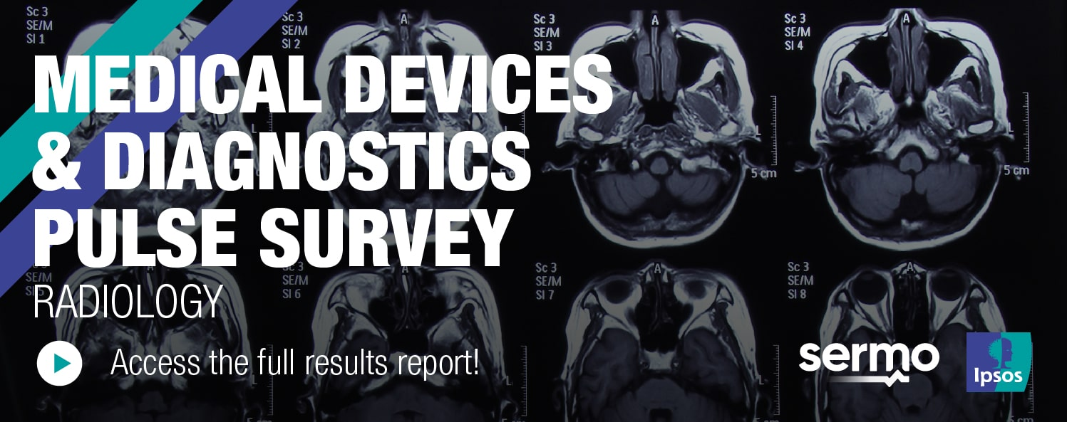 Medical devices | Diagnostics | pulse survey | radiology | Ipsos | Healthcare