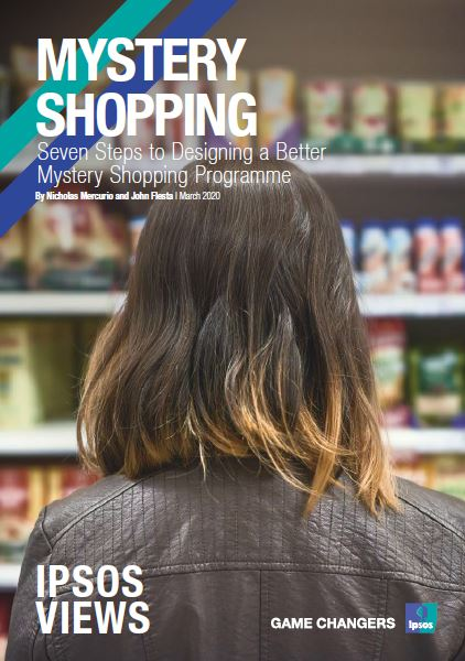 Seven steps to designing a better mystery shopping programme | Ipsos