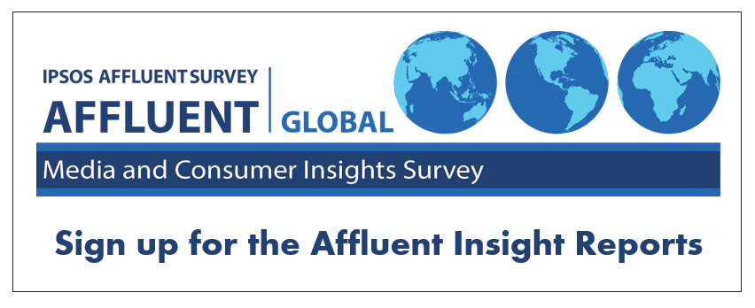 Sign up for the Affluent Insight Reports here