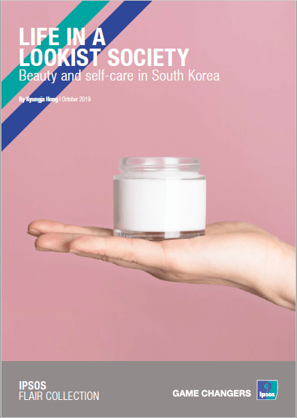 Beauty and self-care in South Korea | Flair | Ipsos